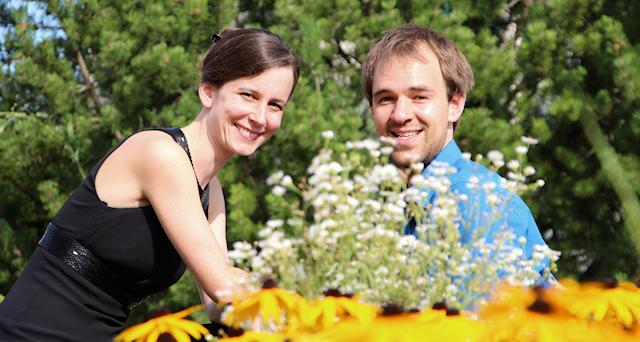 Corinne Kappeler und Daniel Treyer