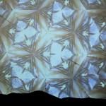 Kaleidoskopmuster auf der Bettmeralp