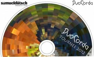 DVD der DuoCorda Tournee 2012